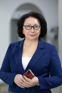 Ильина Нина Федоровна. Фотография сотрудника