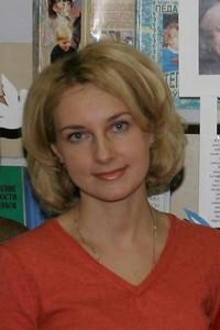 Зюзя Ирина Викторовна. Фотография сотрудника