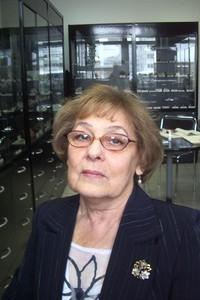 Пятова Любовь Васильевна. Фотография сотрудника