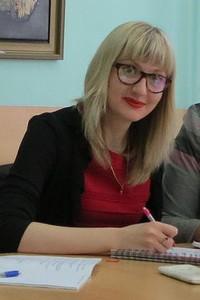 Калмакова Анна Дмитриевна. Фотография сотрудника