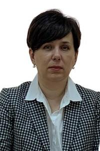 Бочарова Юлия Юрьевна. Фотография сотрудника