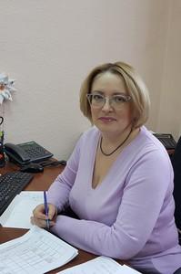 Варыгина Наталья Николаевна. Фотография сотрудника