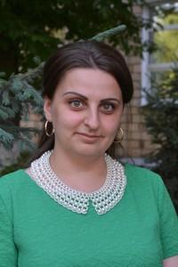 Васько Алена Михайловна. Фотография сотрудника