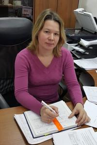 Анисимова Татьяна Дмитриевна. Фотография сотрудника