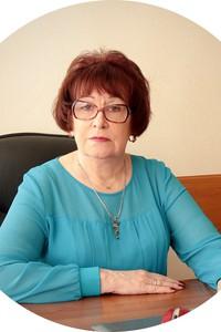 Чаплина  Альбина Николаевна. Фотография сотрудника