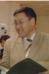 Хаш-Эрдене Самбалхундев. Фотография сотрудника