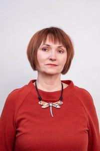 Бебриш Надежда Николаевна. Фотография сотрудника