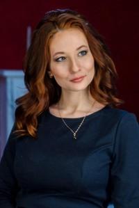 Гаврилова Дарья Владимировна. Фотография сотрудника