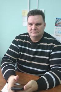 Торгашин Владимир Валерьевич. Фотография сотрудника